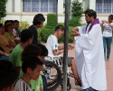 Glorious Lenten wheel chairs Hands of Mercy Cebu philippines-0045