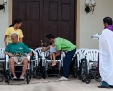 Glorious Lenten wheel chairs Hands of Mercy Cebu philippines-0053