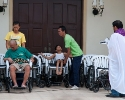 Glorious Lenten wheel chairs Hands of Mercy Cebu philippines-0054