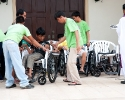 Glorious Lenten wheel chairs Hands of Mercy Cebu philippines-0057