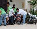 Glorious Lenten wheel chairs Hands of Mercy Cebu philippines-0069