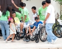 Glorious Lenten wheel chairs Hands of Mercy Cebu philippines-0071