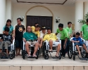 Glorious Lenten wheel chairs Hands of Mercy Cebu philippines-0074
