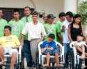 Glorious Lenten wheel chairs Hands of Mercy Cebu philippines-0081