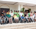 Glorious Lenten wheel chairs Hands of Mercy Cebu philippines