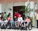 Glorious Lenten wheel chairs Hands of Mercy Cebu philippines-0096