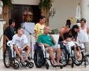 Glorious Lenten wheel chairs Hands of Mercy Cebu philippines-0132