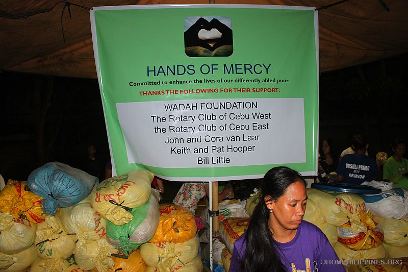 Feeding Program – December 2011- Talisay City Cebu