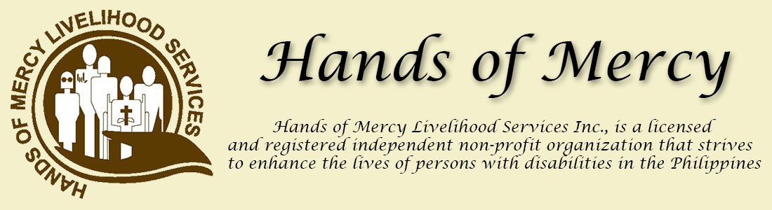 Hands of Mercy | Help for Persons With Disabilities in the Philippines