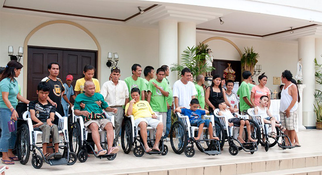 Hands Of Mercy Help For Persons With Disabilities In The